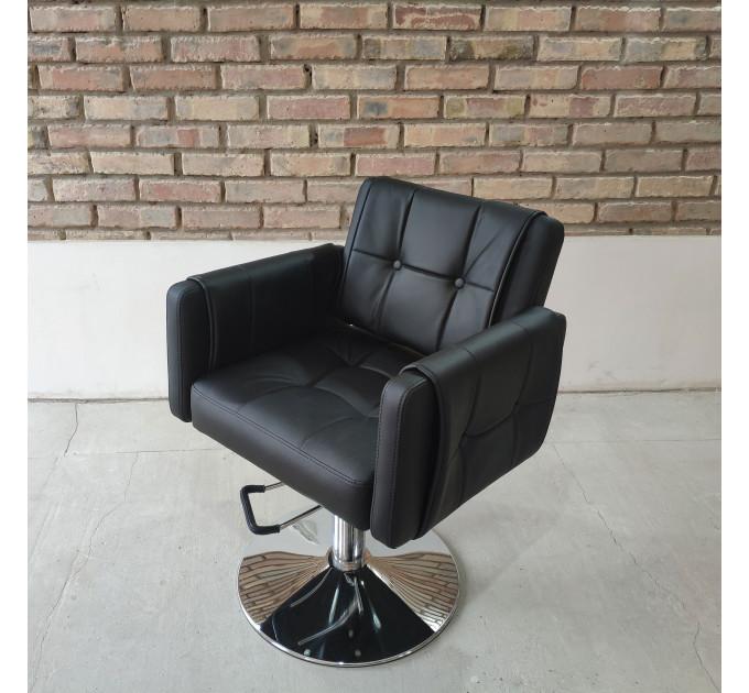 Парикмахерское кресло Индиго