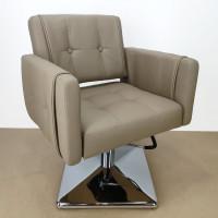 Парикмахерское кресло INDIGO (СЕРЫЙ)